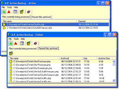 AJC Active Backup - install and forget backup